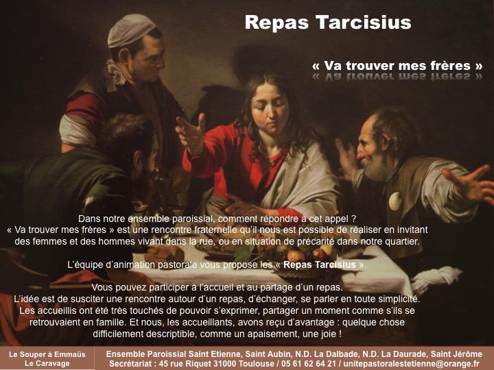 Click Déjeuners Tarcisius