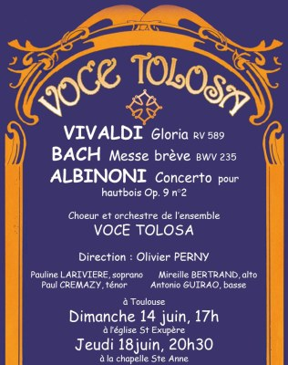 concert cathedrale Toulouse